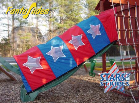 Stars & Stripes Slide Cover