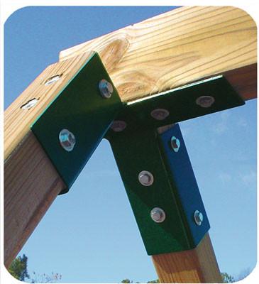 Wooden Swing Frame Plans