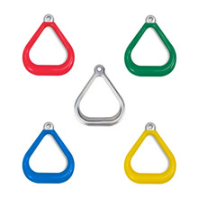 Commercial Trapeze Triangle - Plastisol Coated