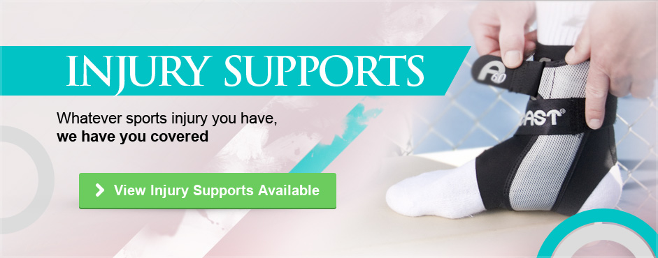 Vast Range of Injury Supports