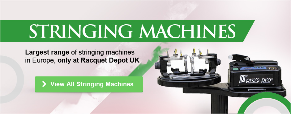 Largest Range of Stringing Machines