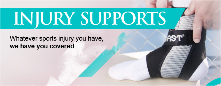 Injury Supports Department