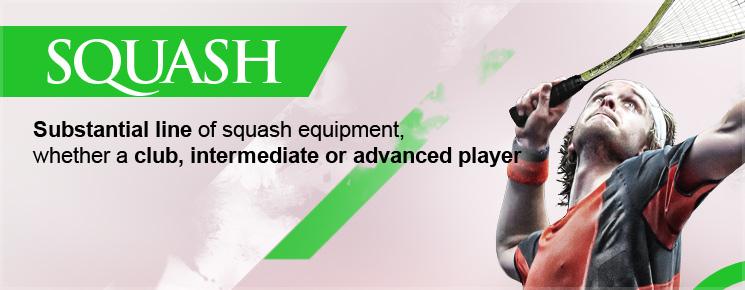 Squash Department