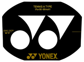 Yonex Tennis Stencil