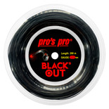 Pro's Pro Black Out 16L 1.24mm 200M Reel