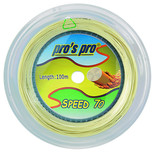 Pro's Pro Speed 70 0.68mm Badminton 100M Reel