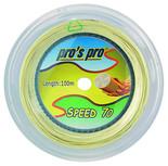 Pro's Pro Speed 70 0.68mm Badminton 100M Reel