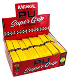 Karakal PU Super Grip Squash Badminton Replacement Grip 24 Pack