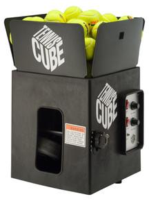 Sports Tutor Tennis Cube Tennis Ball Machine Racquet