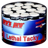 Pro's Pro Lethal Tacky Overgrip 60 Pack