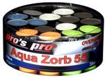 Pro's Pro Aqua Zorb 55 Overgrip 30 Pack