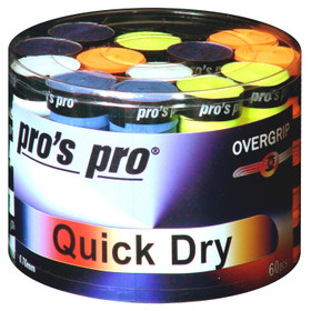 Pro's Pro Quick Dry New Overgrip 60 Pack
