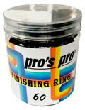 Pro's Pro Finishing Rings Jar of 60