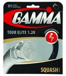 Gamma Tour Elite 17 1.20mm Squash Set
