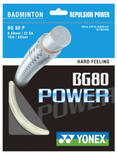 Yonex BG80 Power 0.68mm Badminton Set