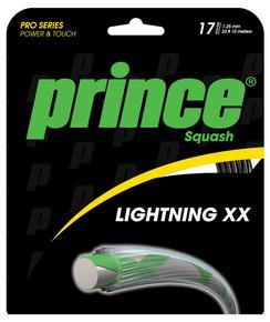 Prince Lightning XX 17 1.25mm Squash Set