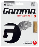 Gamma Live Wire Professional 16 1.32mm Set