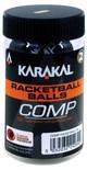 Karakal Racquetball Balls 2 Pack