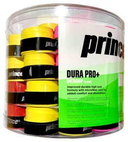 Prince DuraPro+ Overgrip 60 Pack