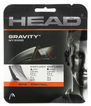 Head Gravity 17 1.25mm-1.20mm Hybrid Set
