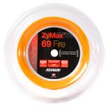 Ashaway ZyMax 69 Fire 0.69mm Badminton 200M Reel