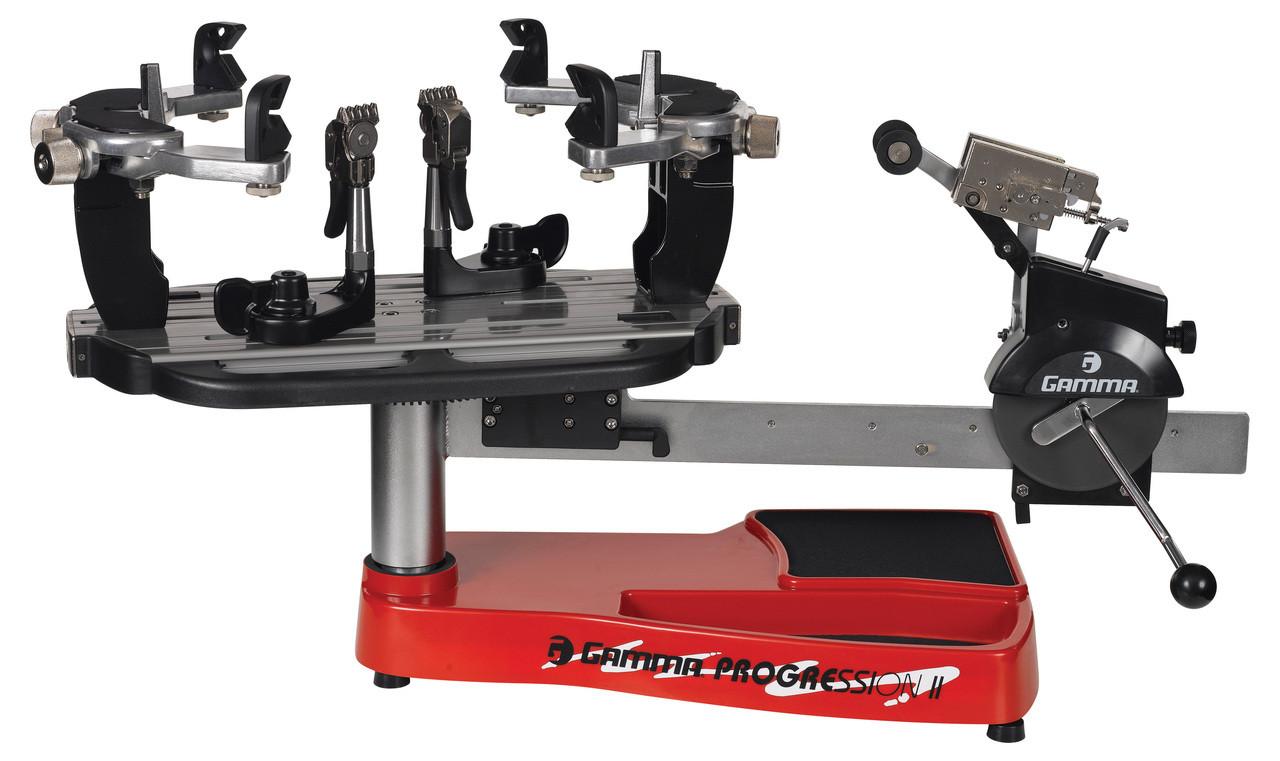 Gamma Progression St Ii Stringing Machine Racquet Depot Uk
