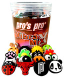Pro's Pro Vibra Mix String Dampener Jar of 60