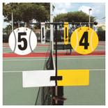 Tennis Court Scorekeeper