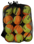 Pro's Pro Stage 2 & 3 Orange Transition Junior Tennis Balls Dozen