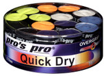 Pro's Pro Quick Dry New Overgrip 30 Pack