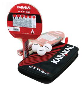 Karakal KTT-50 Table Tennis 2 Bat Set