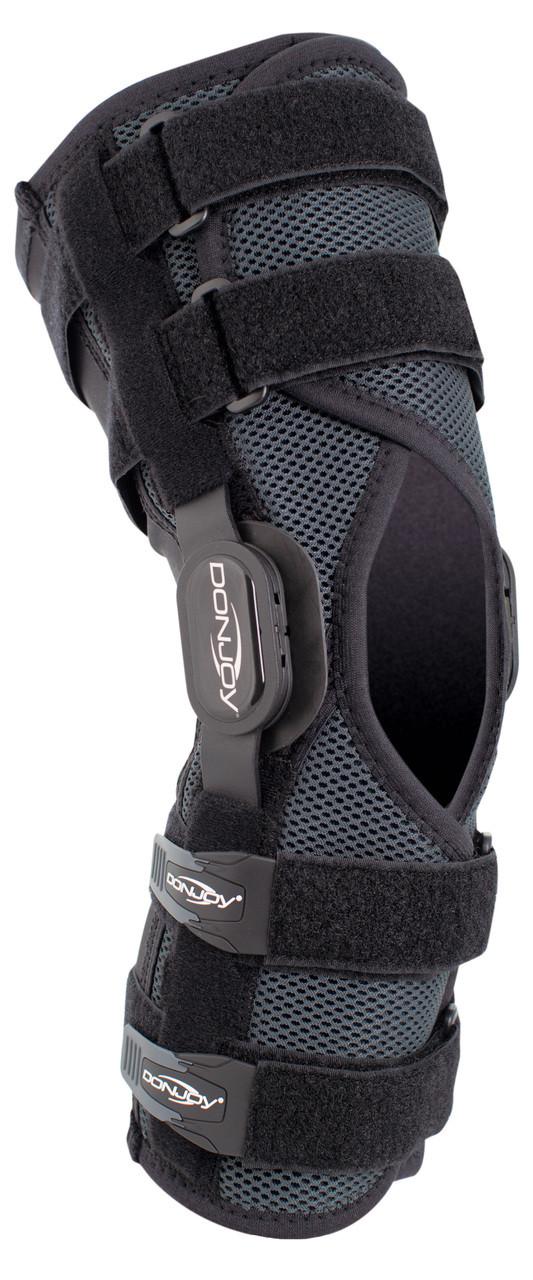 310c833a3c Donjoy Drytex Wraparound II Playmaker Knee Brace - Racquet Depot UK