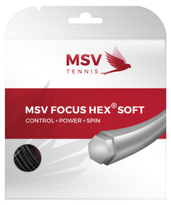 MSV Focus-Hex Soft 16L 1.25mm Set