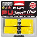 Karakal PU Super Grip Universal Replacement Grip 2 Pack