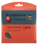 Kirschbaum Max Power 16 1.30mm Set