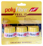 Polyfibre Feel It Overgrip 3 Pack