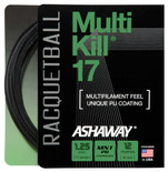Ashaway MultiKill 17 1.25mm Racquetball Set