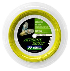 Yonex Aerobite Boost 0.72-0.61mm Badminton Hybrid 200M Reel