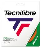 Tecnifibre X-One Biphase 17 1.24mm Squash Set