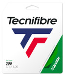 Tecnifibre 305 16L 1.25mm Squash Set