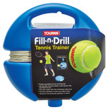 Tourna Fill n Drill Portable Tennis Trainer