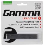 Gamma Lead Tape