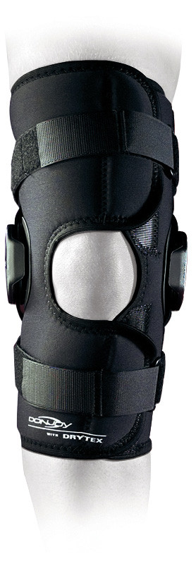 8da6ef64ab Donjoy Deluxe Hinged Knee Brace - Racquet Depot UK