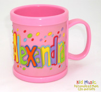 Personalized Name Mug for Alexandra