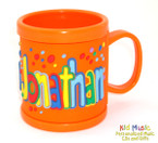 Personalized Name Mug for Jonathan