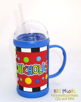 Deluxe Name Mug for Nicholas