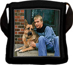 Personalized Color Photo Tapestry Tote Bag