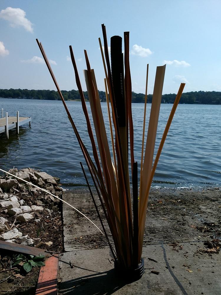 lake-stakout habitat -with-UpRiseTM