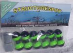 smallspot six pack fish habitat structure markers