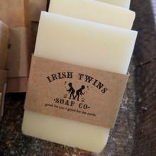 Just Plain Soap - unscented, ideal for sensitive skin